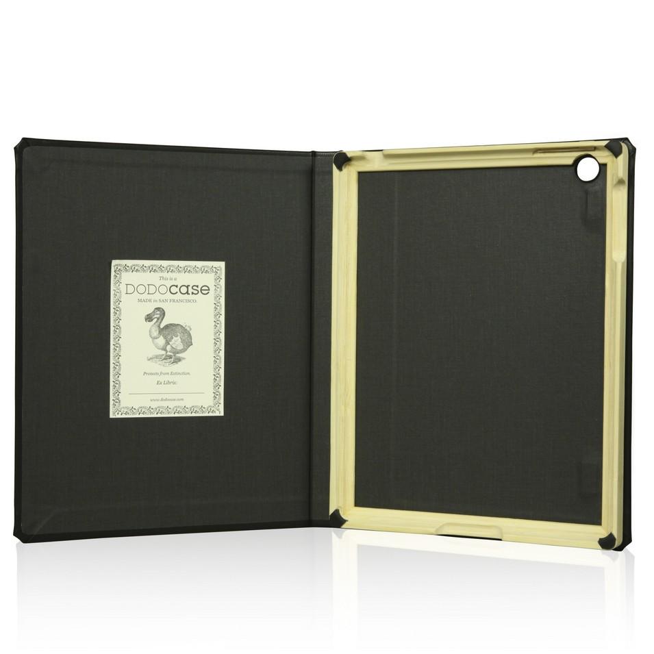 DODOcase 經典款iPad手工保護殼(炭色內裡) | 設計 | Citiesocial