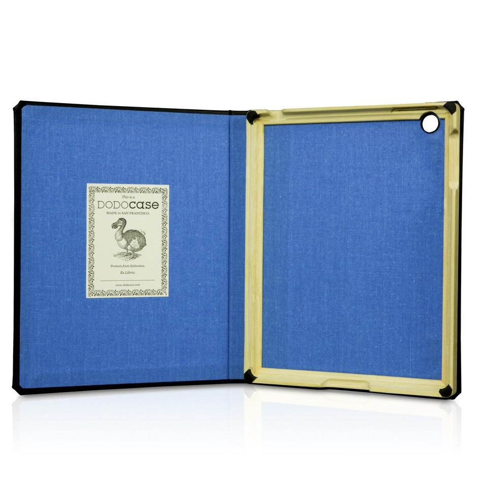 DODOcase 經典款iPad手工保護殼(藍色內裡) | 設計 | Citiesocial