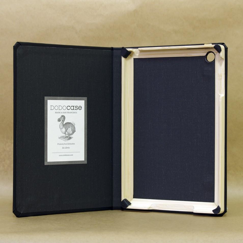 DODOcase 經典款iPad mini手工保護殼(炭色內裡) | 設計 | Citiesocial