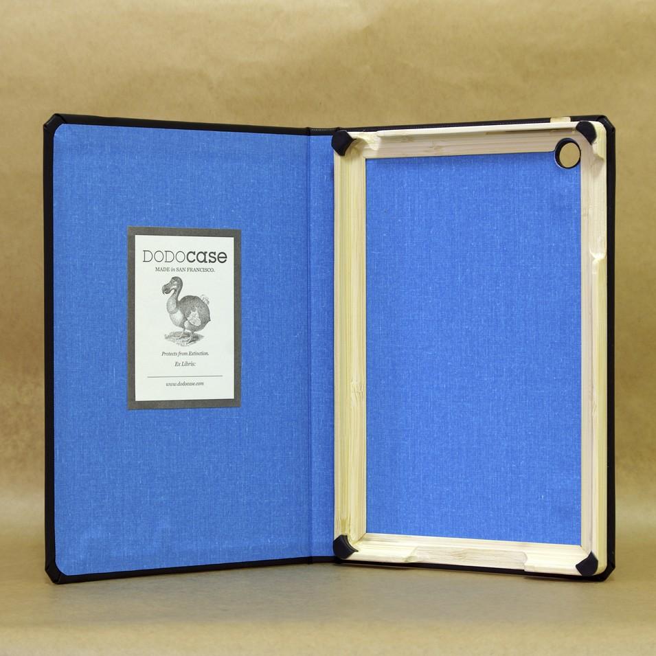 DODOcase 經典款iPad mini手工保護殼(藍色內裡) | 設計 | Citiesocial