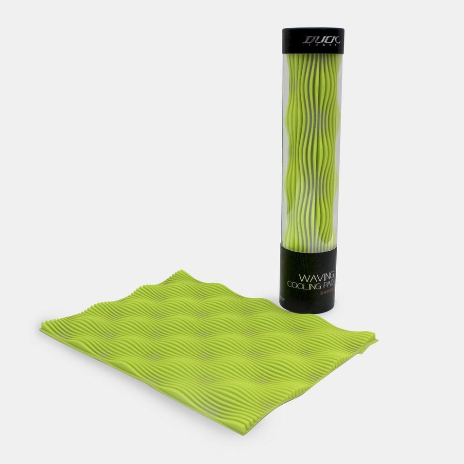 DUCK 波浪散熱墊-綠色 | 設計 | Citiesocial