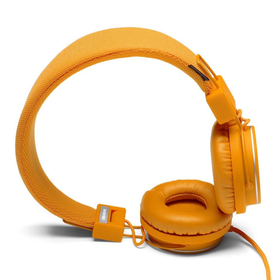 Urbanears 瑞典時尚耳機 Plattan時尚耳罩式耳機(南瓜黃) | 設計 | Citiesocial