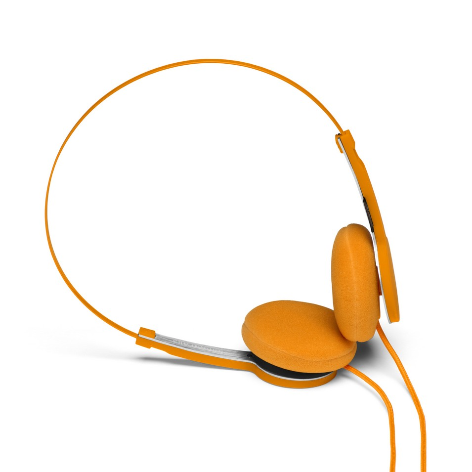 Urbanears 瑞典時尚耳機 Tanto迷你耳罩式耳機 (南瓜黃) | 設計 | Citiesocial