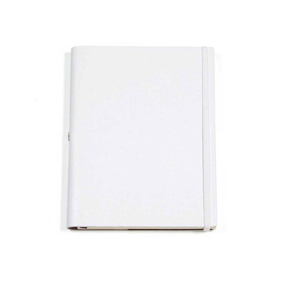 Jadeco 平紋皮革筆記本 (A5空白頁 白) | 設計 | Citiesocial