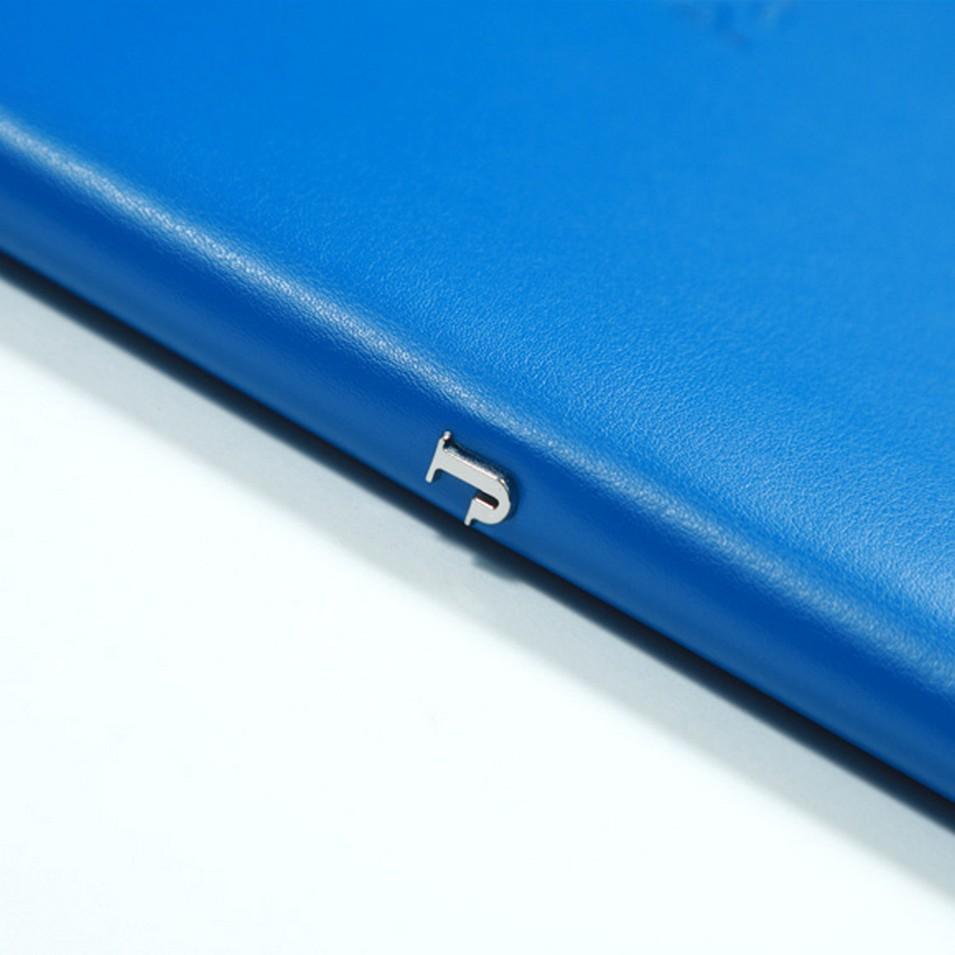 Jadeco 平紋皮革筆記本 (B5橫格頁 藍) | 設計 | Citiesocial