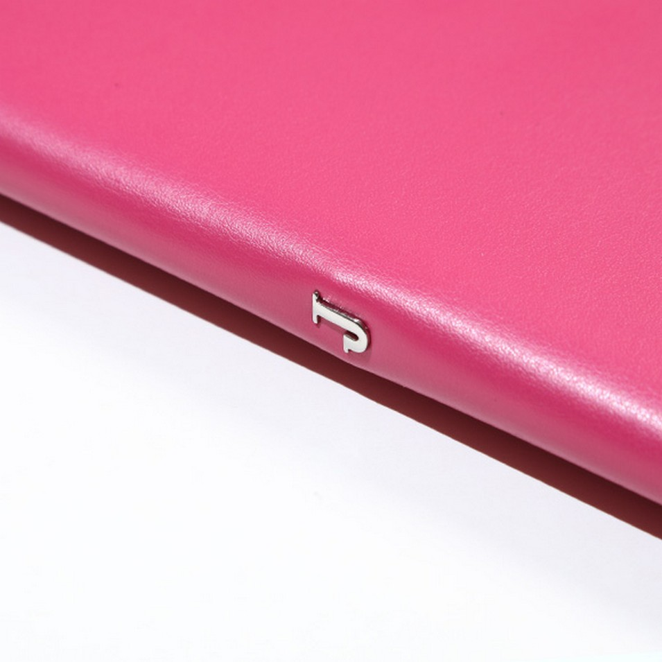 Jadeco客製化筆記本 平紋皮革筆記本 (A6橫格頁 玫瑰) | 設計 | Citiesocial