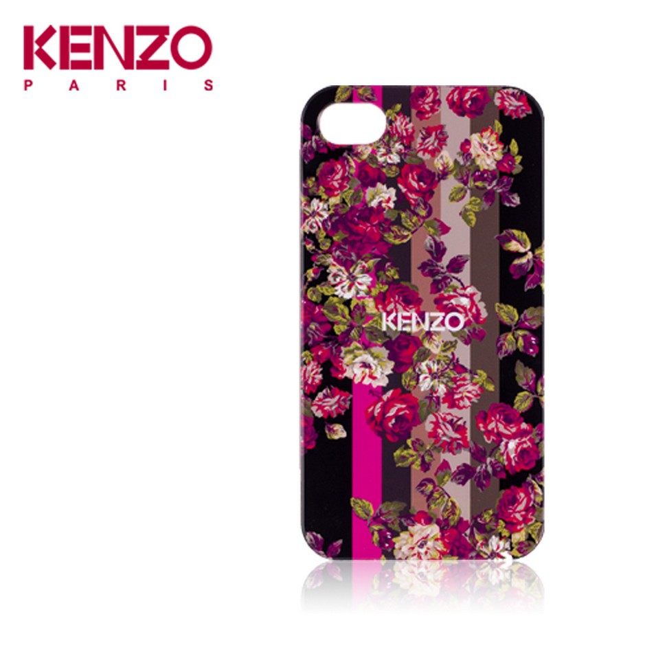 KENZO 花漾系列 iPhone4/4S保護殼(KILA) | 設計 | Citiesocial