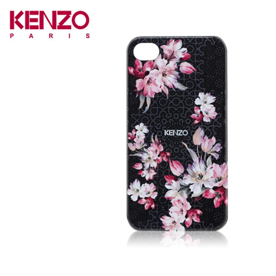 KENZO 花漾系列 iPhone4/4S保護殼(NADIR BLACK) | 設計 | Citiesocial