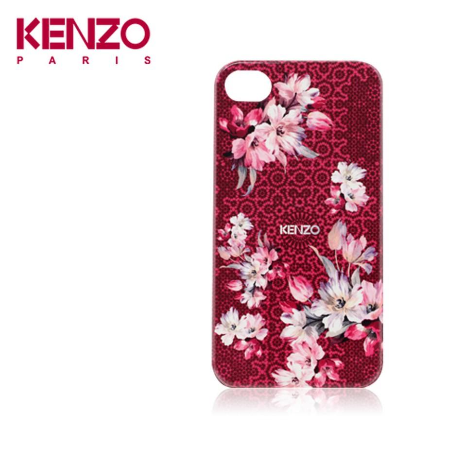 KENZO 花漾系列 iPhone4/4S保護殼(NADIR RED) | 設計 | Citiesocial