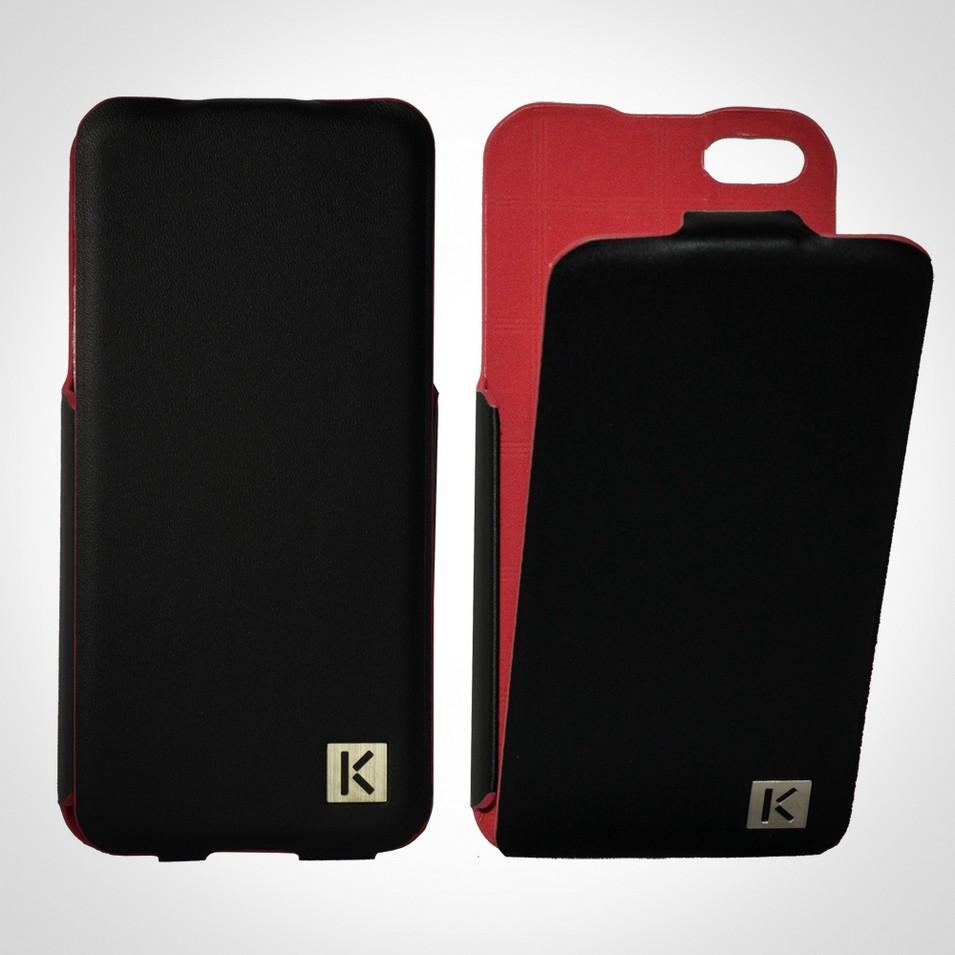 KENZO CHIK系列 iPhone5 霧面皮革保護套(黑) | 設計 | Citiesocial