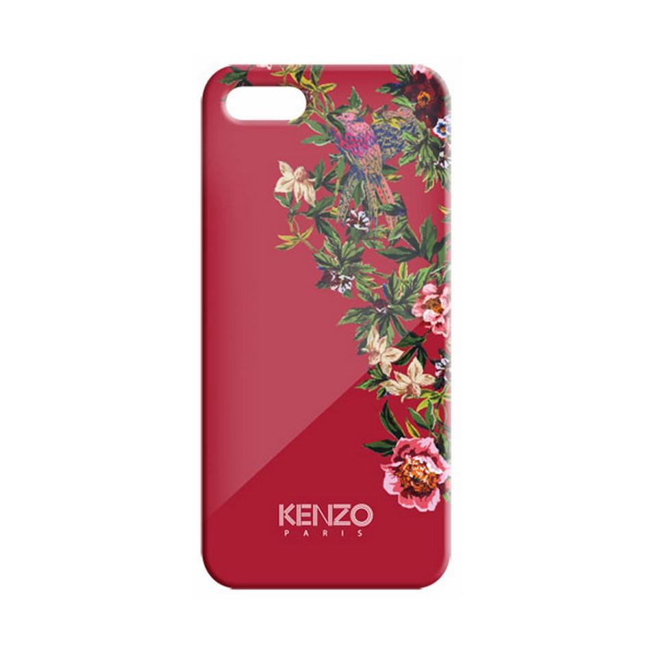 KENZO 異國風情系列 iPhone5保護殼(EXOTIC RED) | 設計 | Citiesocial