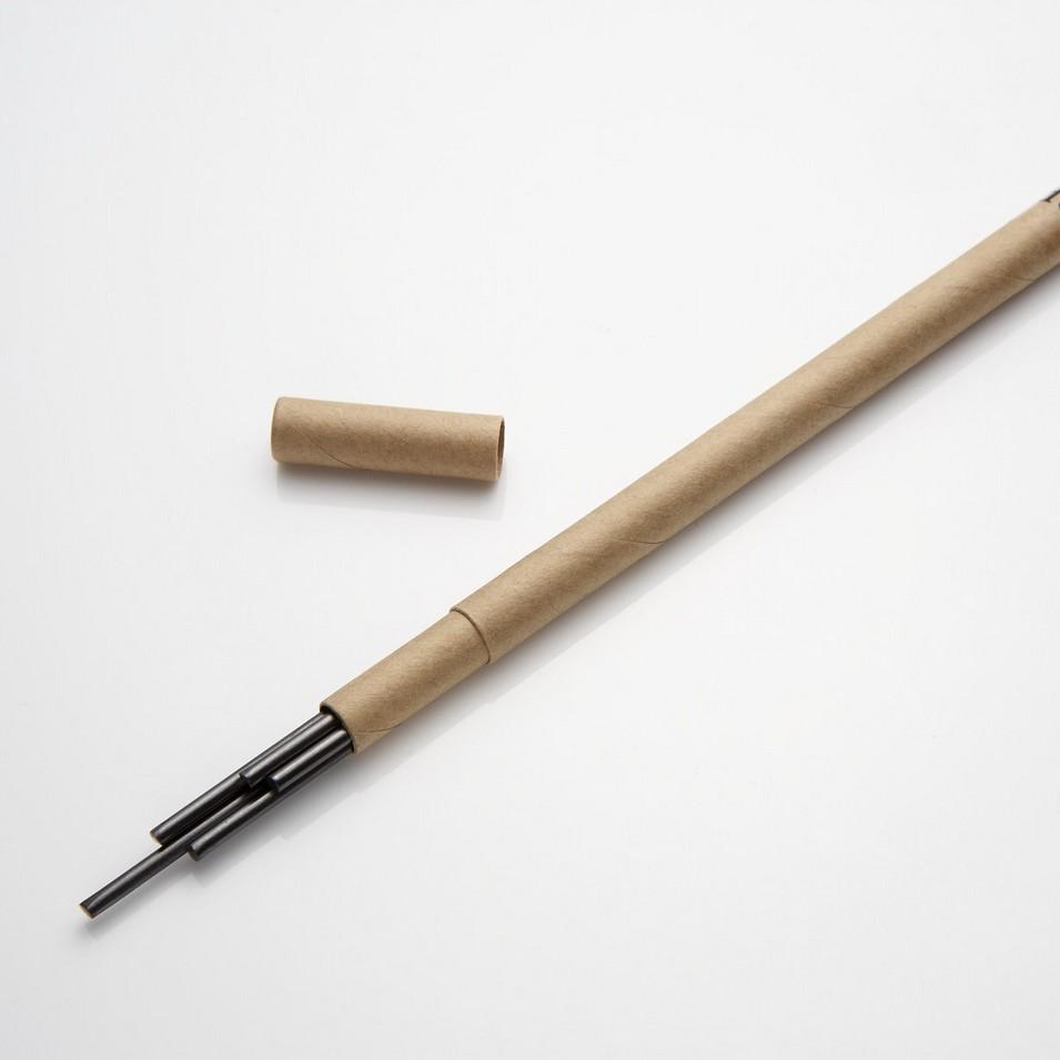 北星鉛筆株式会社 大人的鉛筆- 黑色2mm 2B筆芯(5隻裝) | 設計 | Citiesocial