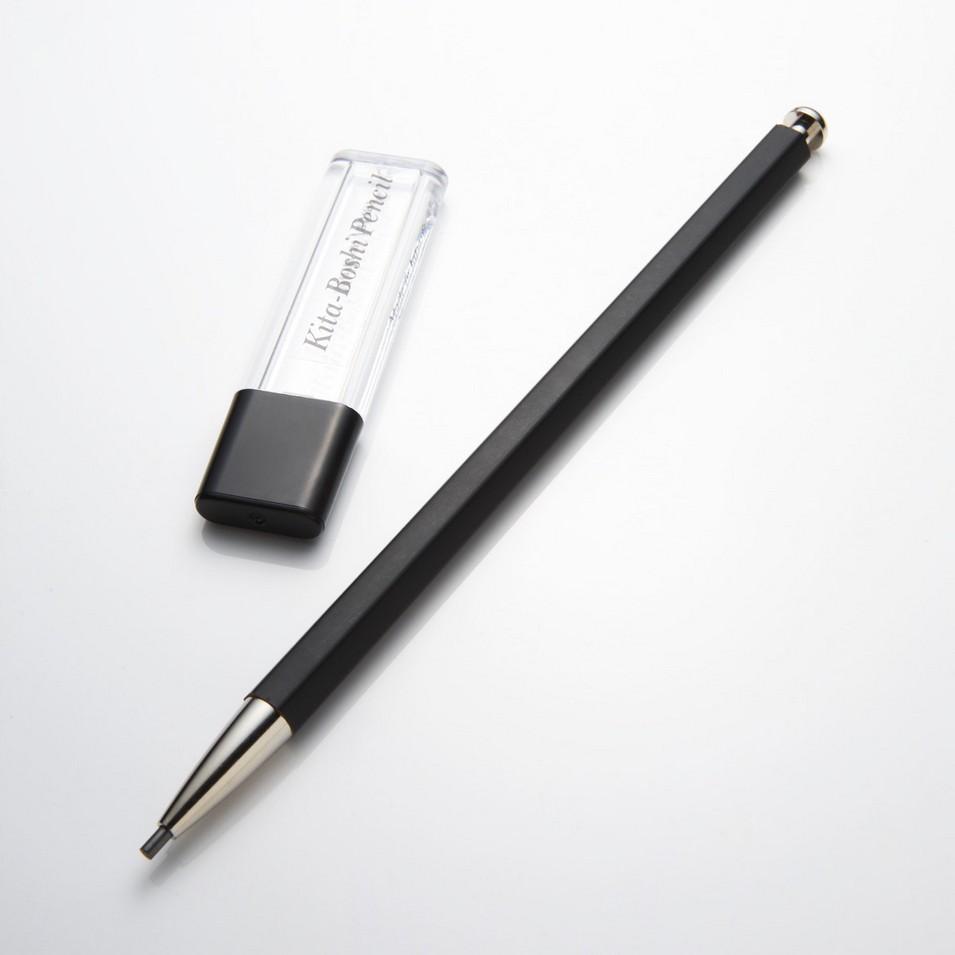 北星鉛筆株式会社 大人的鉛筆~彩黑色(黑筆身+黑蓋筆芯削) | 設計 | Citiesocial