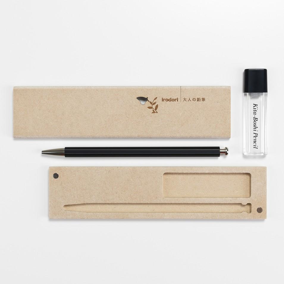 北星鉛筆株式会社 大人的鉛筆~彩黑色 木質筆盒組 | 設計 | Citiesocial