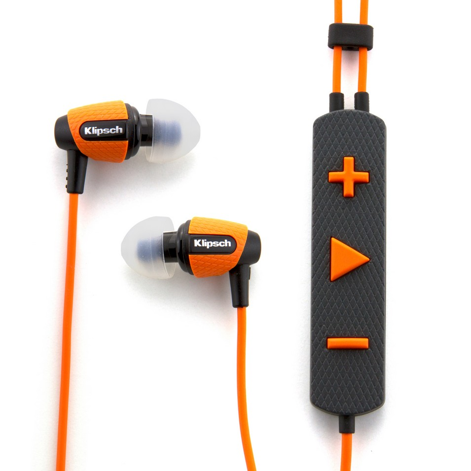 Klipsch mage S4i Rugged Oranges - 橘 | 設計 | Citiesocial