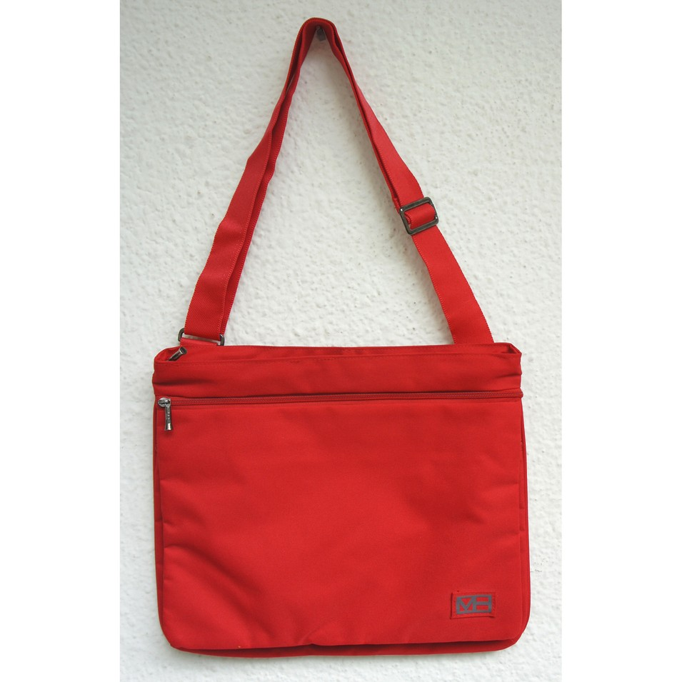 MH WAY 時尚包 Pronto Flat bag(紅) | 設計 | Citiesocial