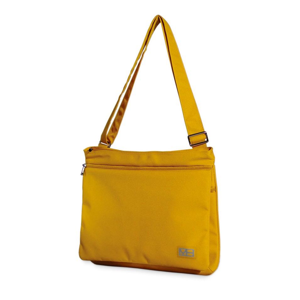 MH WAY 時尚包 Pronto Flat bag(黃) | 設計 | Citiesocial