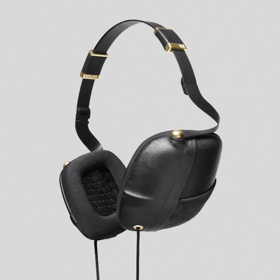 Molami 專屬女性時尚耳機 PLEAT 耳罩式耳機 (黑金) | 設計 | Citiesocial