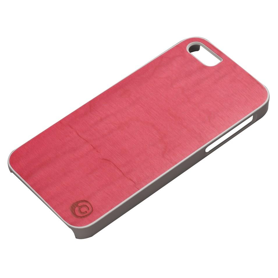 Man&Wood iPhone5保護殼Azalea(白邊) | 設計 | Citiesocial