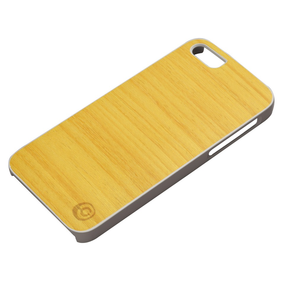 Man&Wood iPhone5保護殼Lemon tree(白邊) | 設計 | Citiesocial