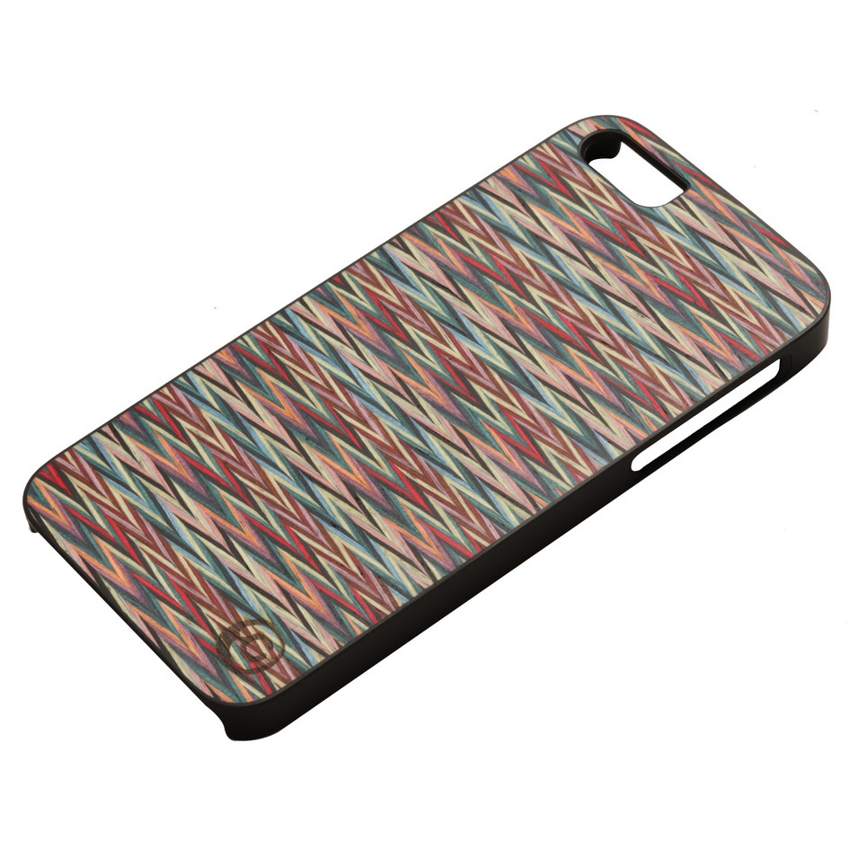 Man&Wood iPhone5保護殼Sylvias check(黑邊) | 設計 | Citiesocial