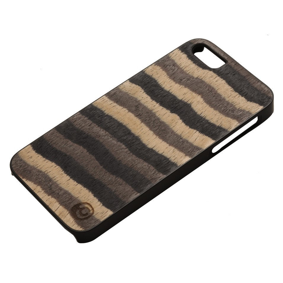 Man&Wood iPhone5保護殼Wildhorse(黑邊) | 設計 | Citiesocial