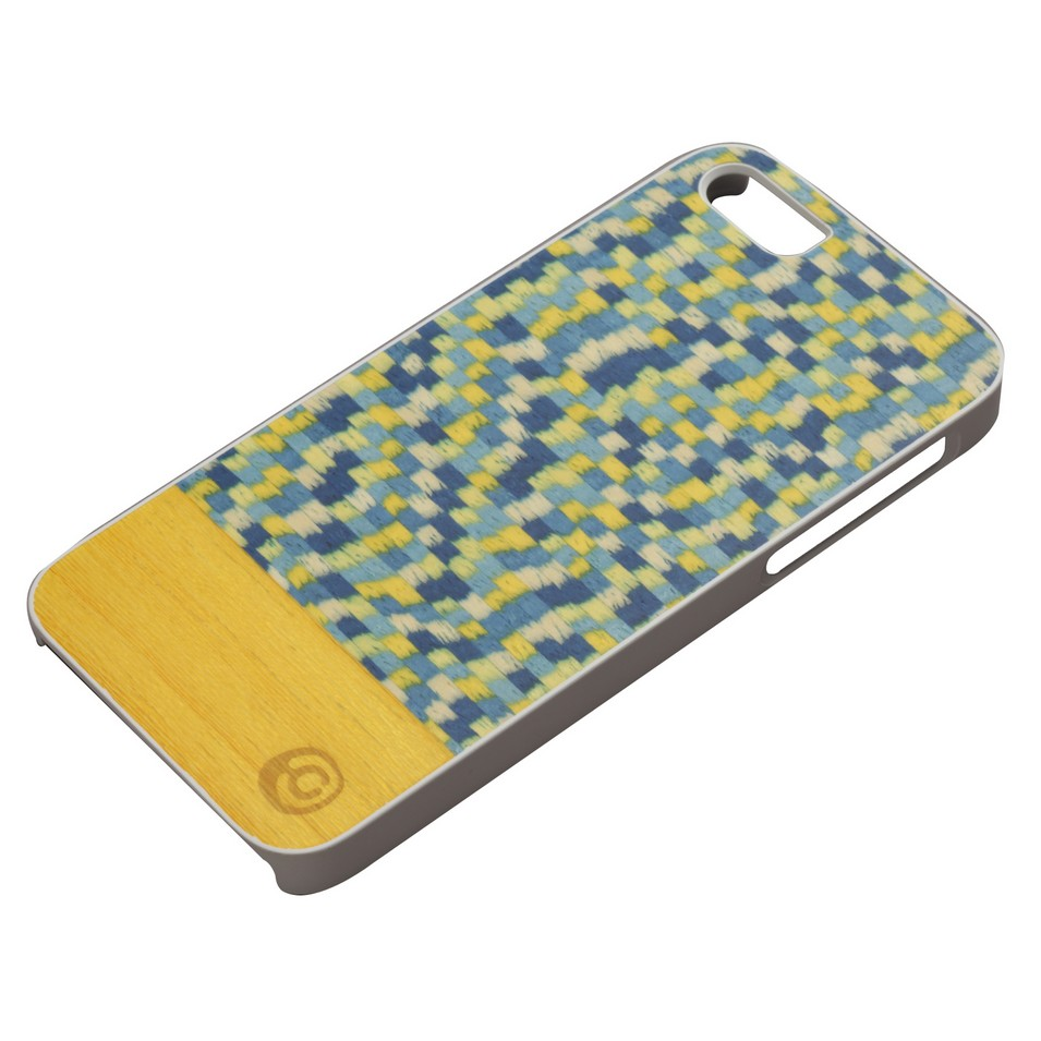 Man&Wood iPhone5保護殼Yellow submarin(黑邊) | 設計 | Citiesocial