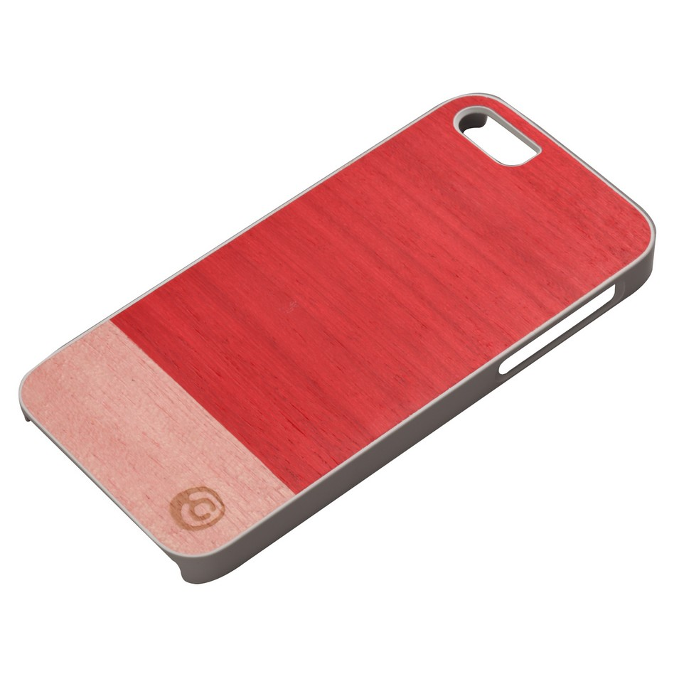 Man&Wood iPhone5保護殼Littlepitch(白邊) | 設計 | Citiesocial