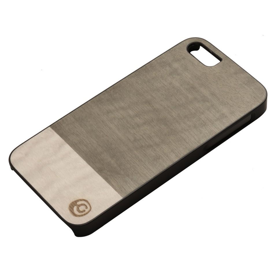 Man&Wood iPhone5保護殼Einstein(黑邊) | 設計 | Citiesocial