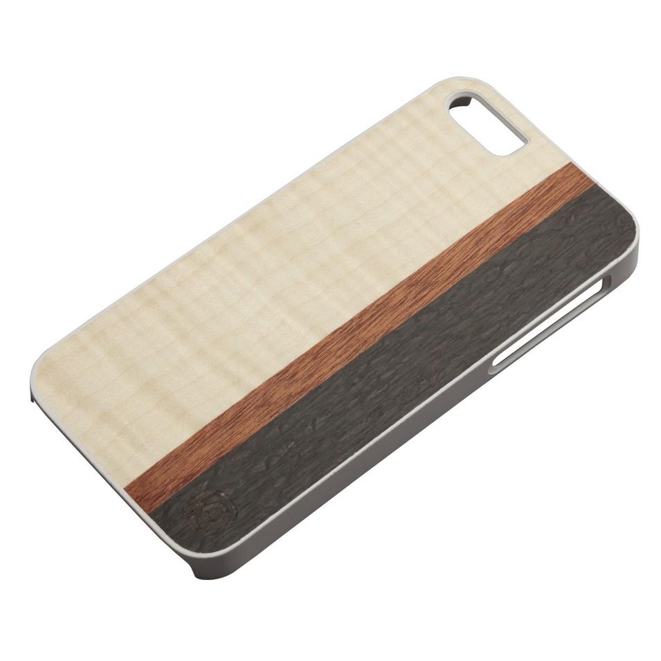 Man&Wood iPhone5保護殼 Tiramisu(白邊)   設計   Citiesocial