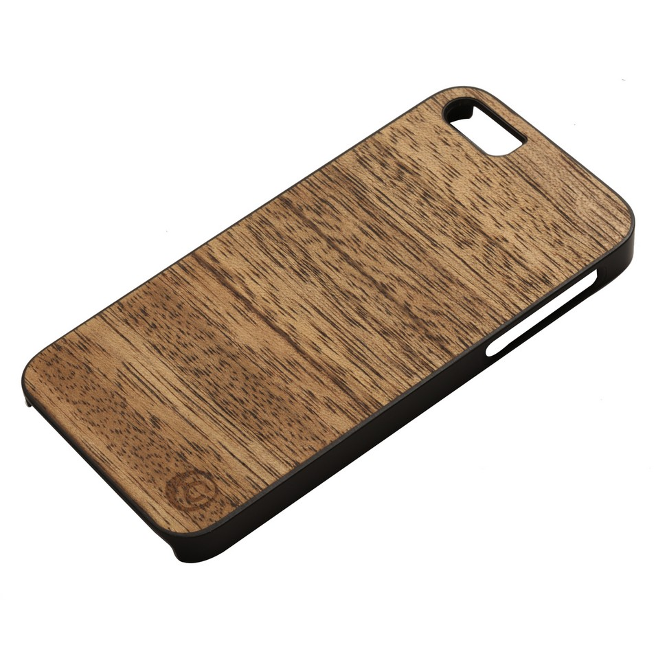 Man&Wood iPhone5保護殼Black lamio(黑邊) | 設計 | Citiesocial