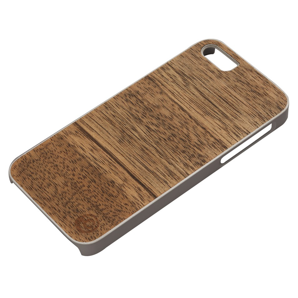 Man&Wood iPhone5保護殼Black lamio(白邊) | 設計 | Citiesocial
