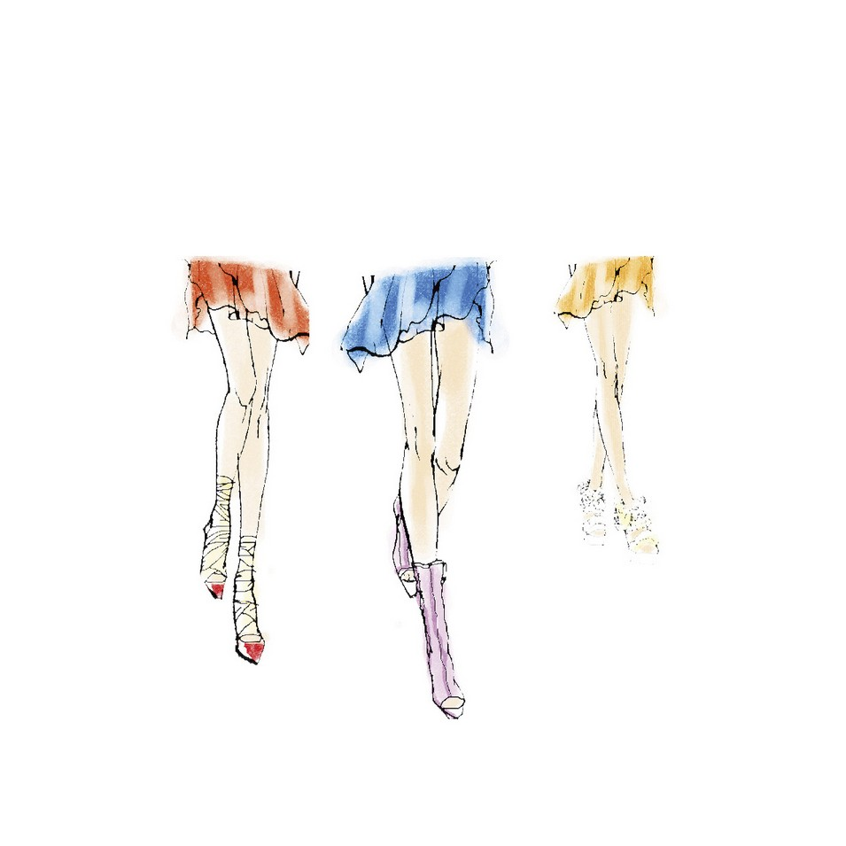 Pikka Pikka Tina 高跟鞋 | 設計 | Citiesocial
