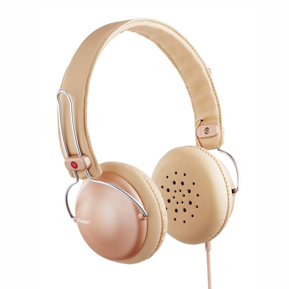 pioneer 我型我色 Color your style 耳機(粉紅) | 設計 | Citiesocial