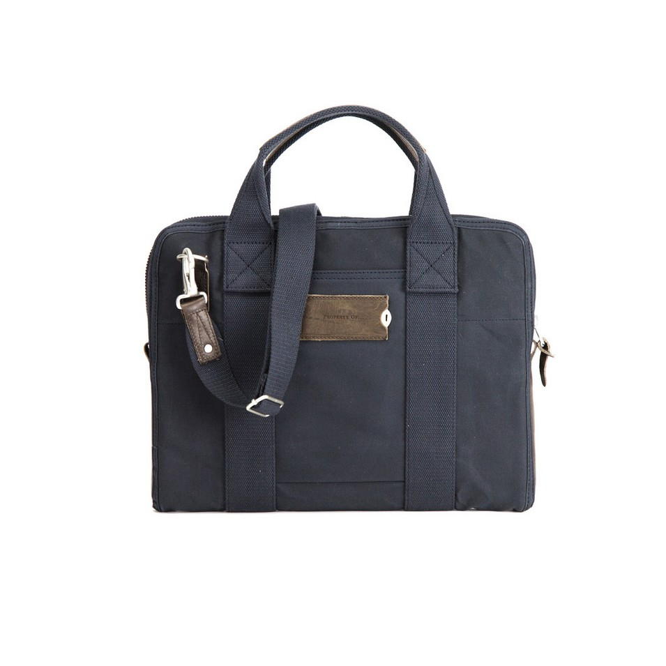 Property of Charlie Work Bag_navy | 設計 | Citiesocial
