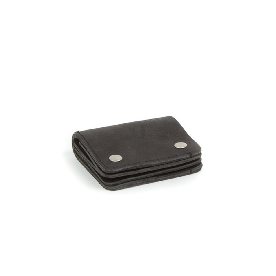 Property of Davey small wallet_black | 設計 | Citiesocial