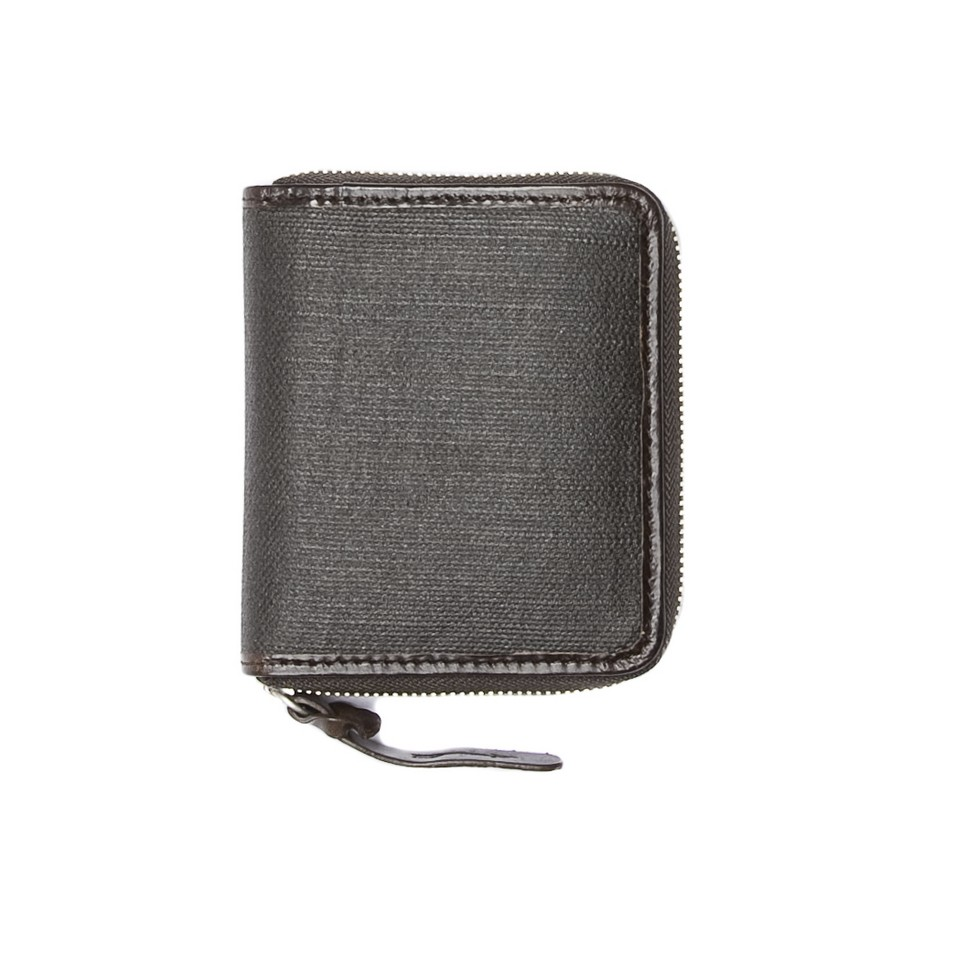 Property of Jack Tri Wallet_dark brown | 設計 | Citiesocial