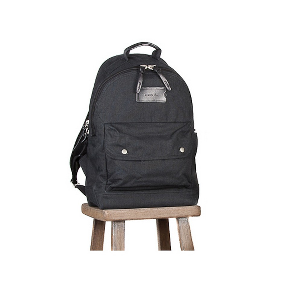 Property of Graham backpack_black | 設計 | Citiesocial