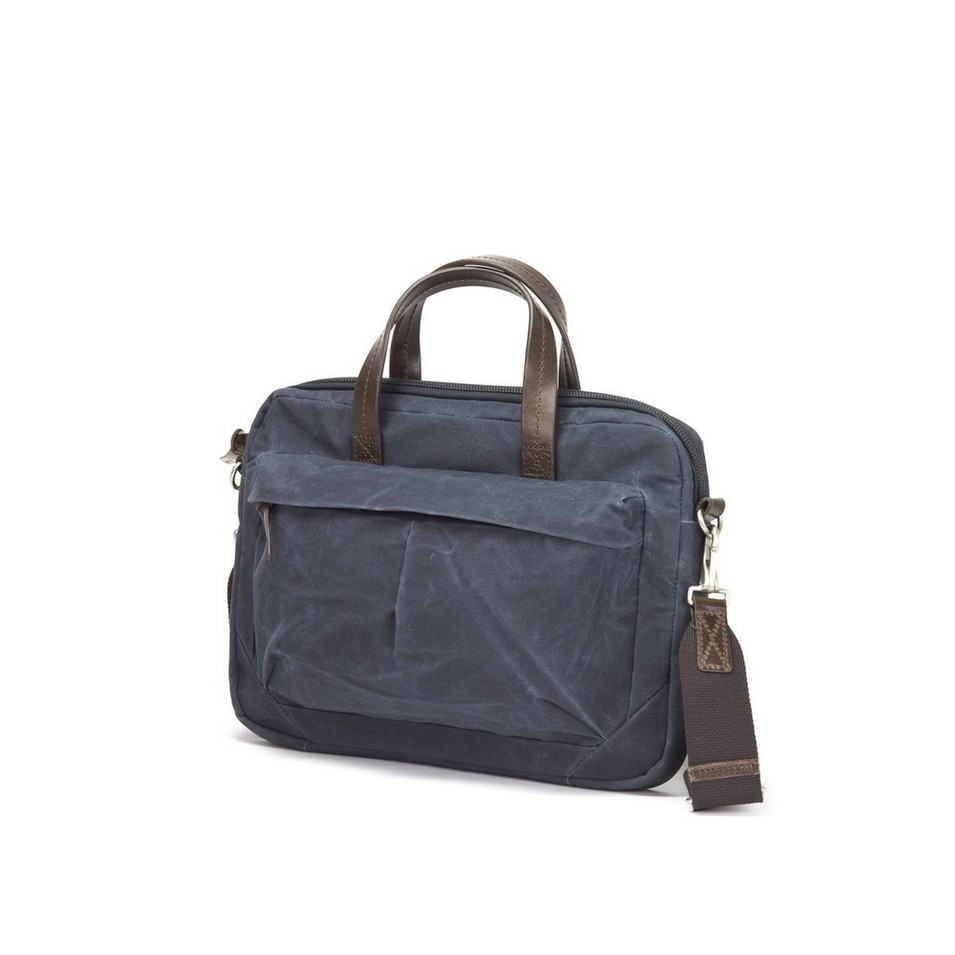 Property of Tommy Laptop Bag_indigo | 設計 | Citiesocial
