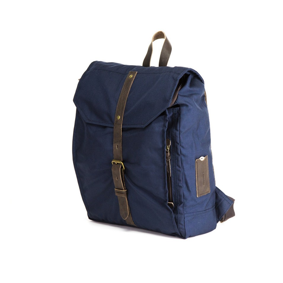 Property of Hector Backpack_navy | 設計 | Citiesocial