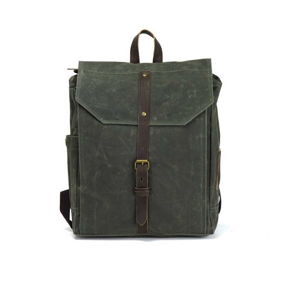 Property of Hector Backpack_dark olive | 設計 | Citiesocial