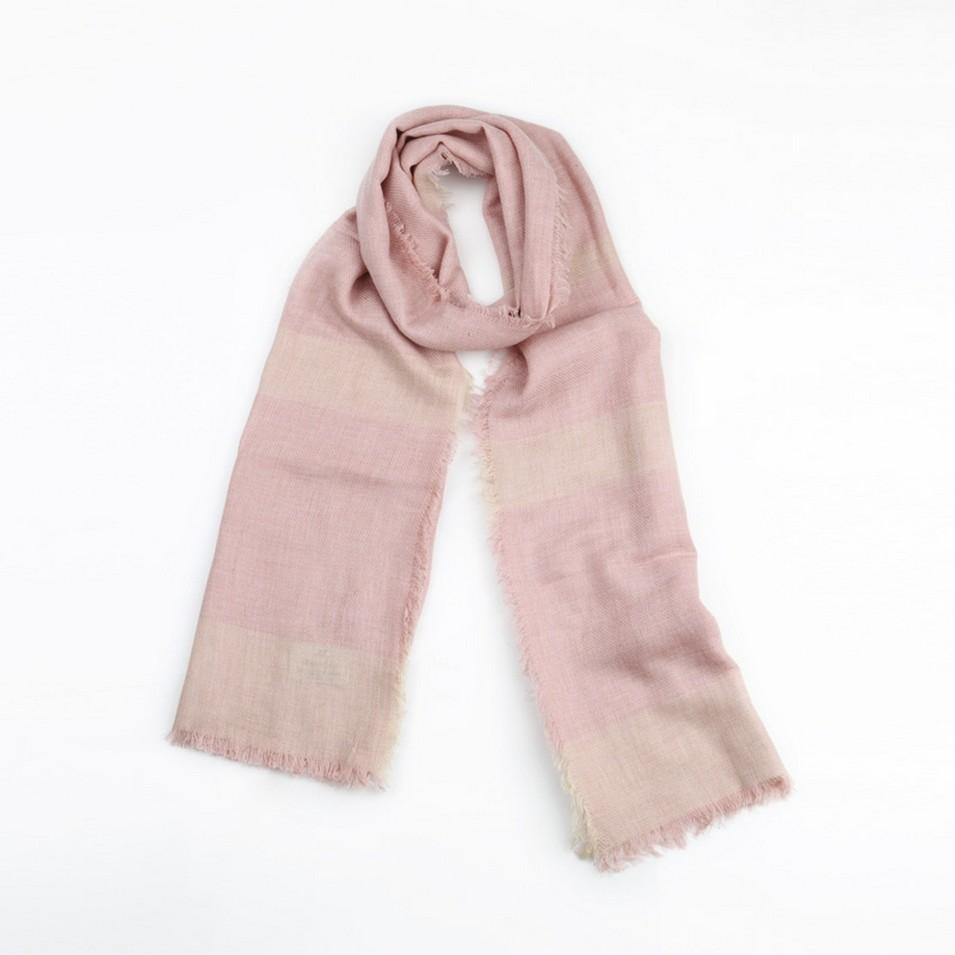 SHOKAY 艾西斯條紋披肩-粉紅 | 設計 | Citiesocial