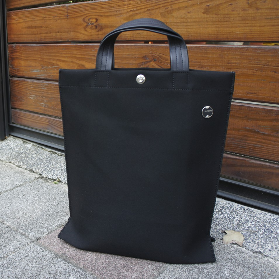 dothebag 敞篷車軟頂帆布-購物袋-黑 | 設計 | Citiesocial