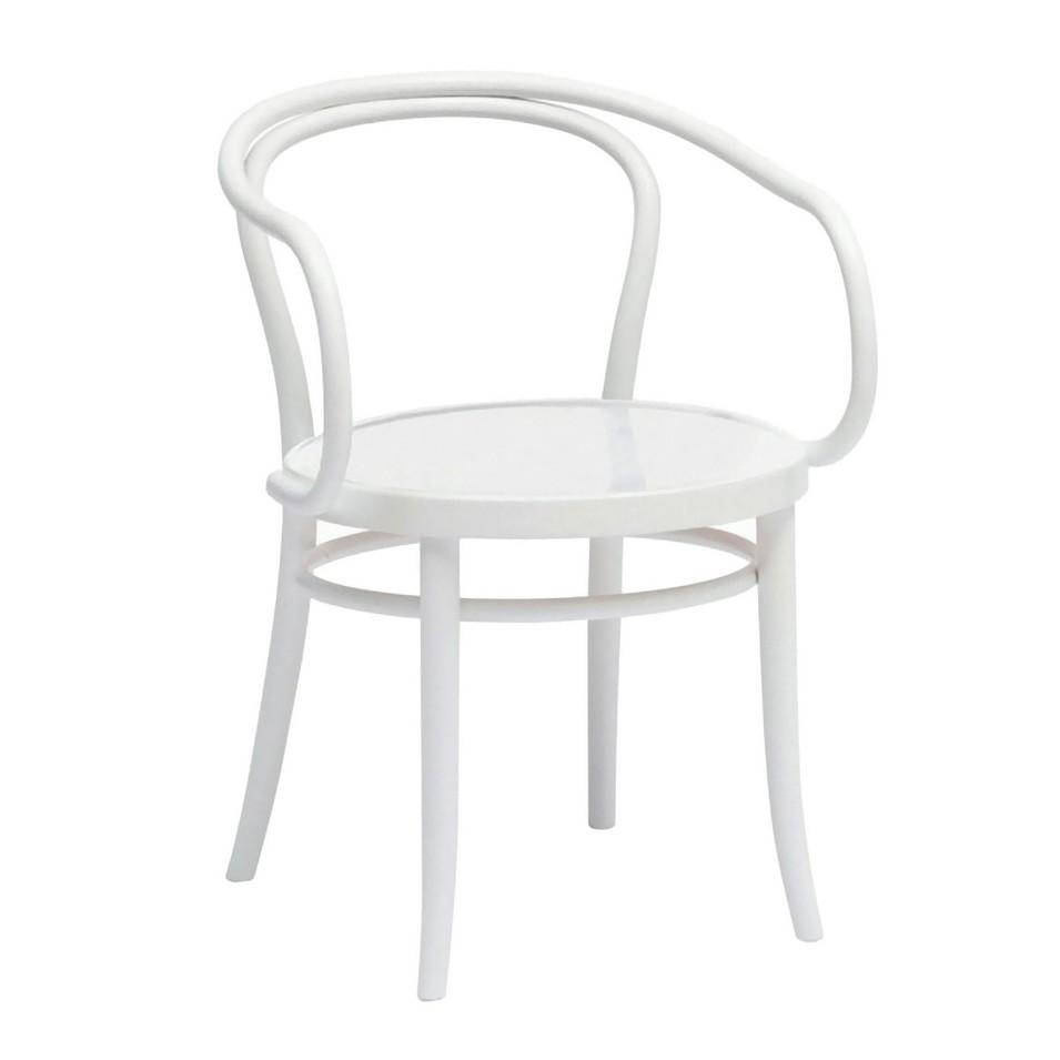 TON 經典曲木椅 TON經典30號大師椅_B20珍珠白 | 設計 | Citiesocial