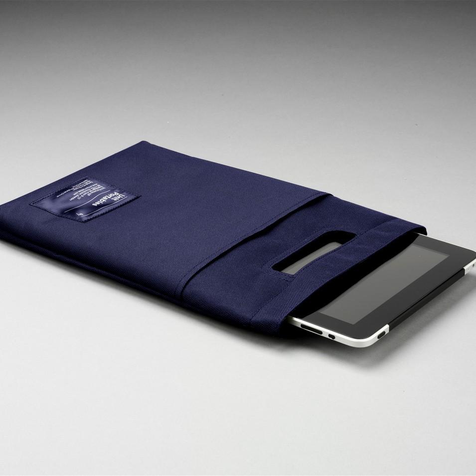 Unit Portables 由你包 Unit 04 iPad 保護套-海軍藍 | 設計 | Citiesocial