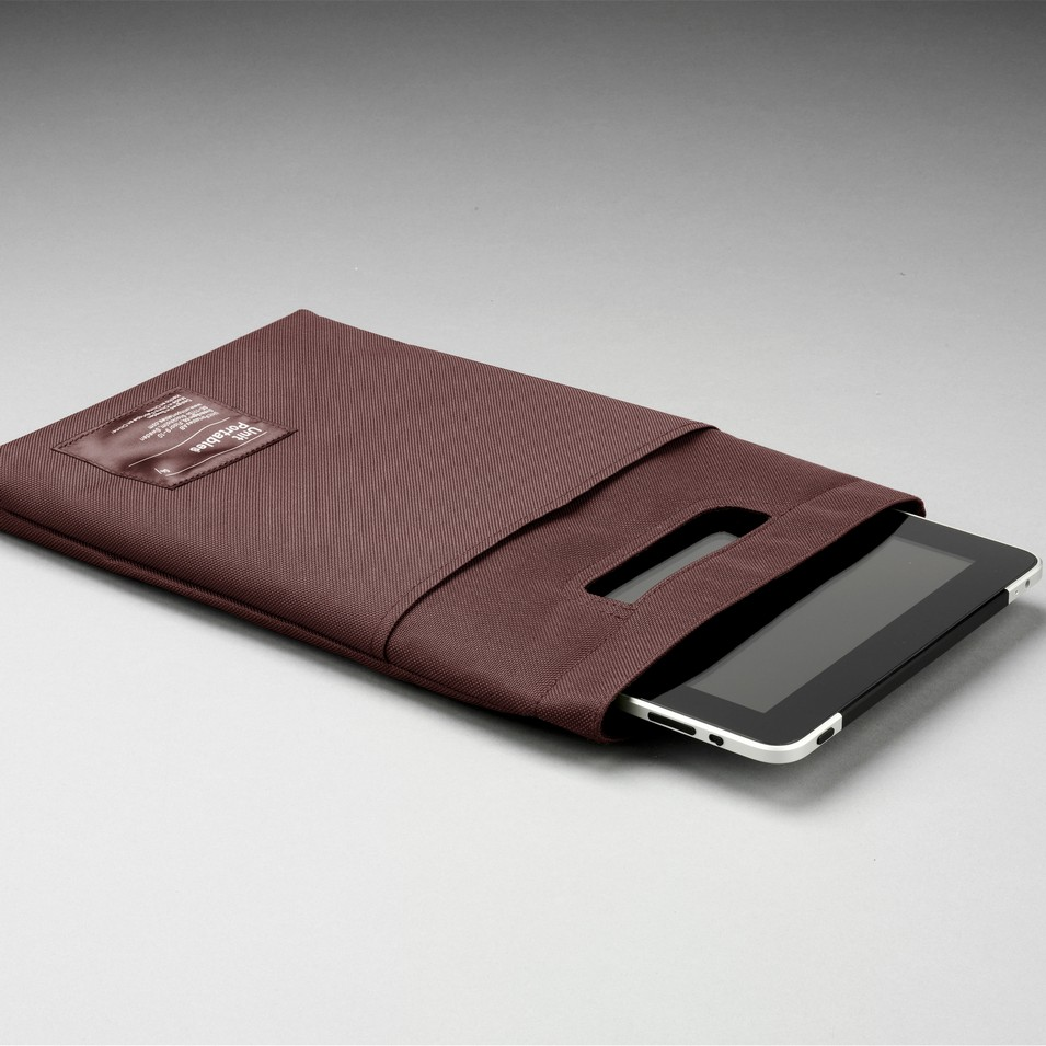 Unit Portables 由你包 Unit 04 iPad 保護套-棗紅色 | 設計 | Citiesocial
