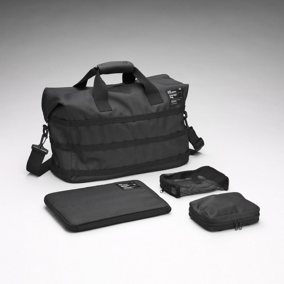 Unit Portables 由你包 Unit 05/06/07/08 15吋旅行袋-精簡黑 | 設計 | Citiesocial