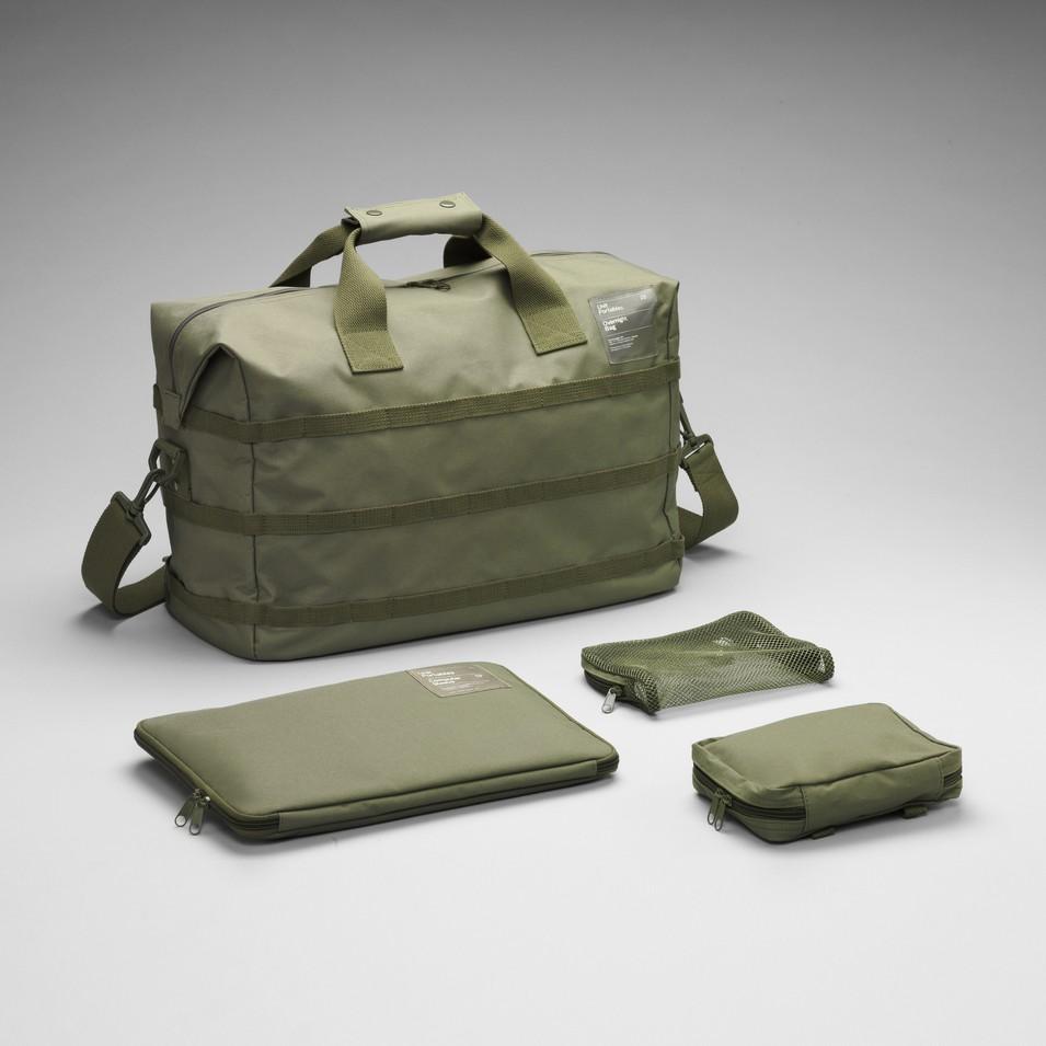 Unit Portables 由你包 Unit 05/06/07/08 13吋旅行袋-軍綠色 | 設計 | Citiesocial