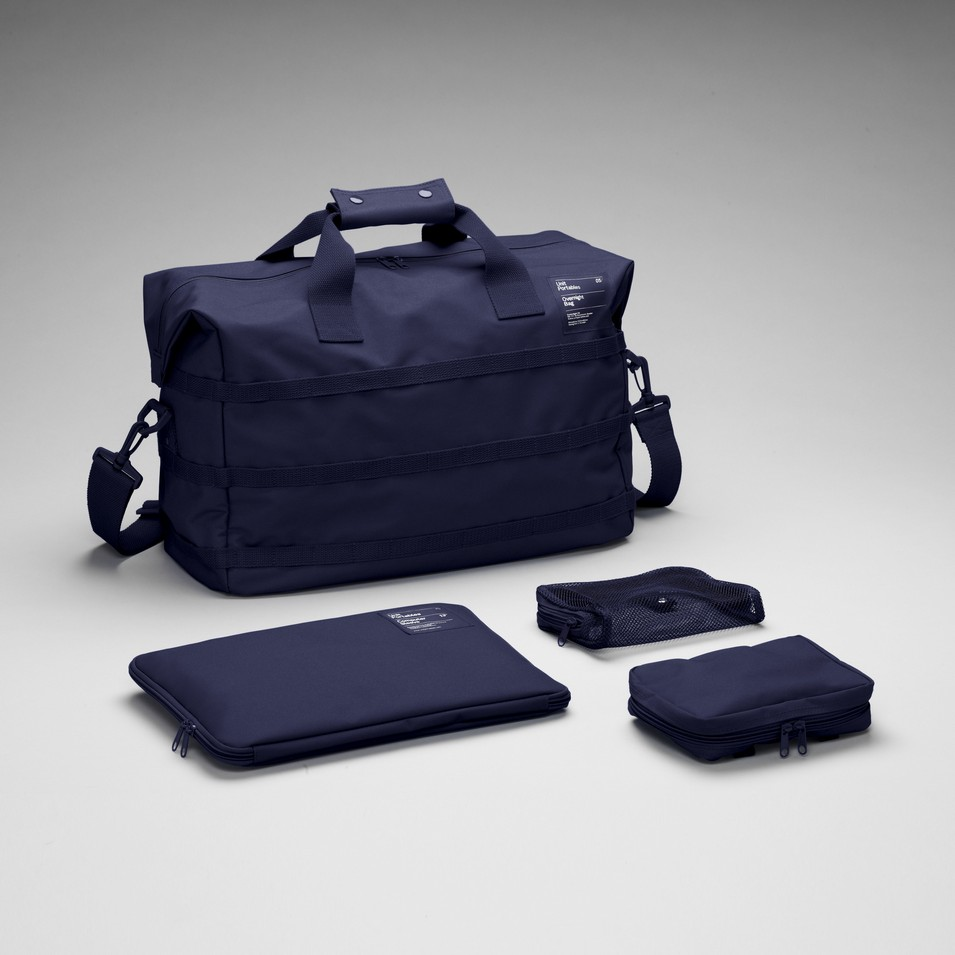 Unit Portables 由你包 Unit 05/06/07/08 15吋旅行袋-海軍藍 | 設計 | Citiesocial