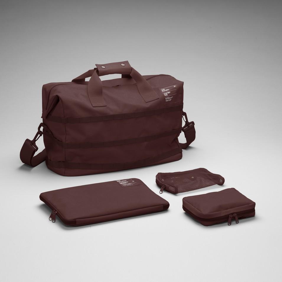 Unit Portables 由你包 Unit 05/06/07/08 13吋旅行袋-棗紅色 | 設計 | Citiesocial